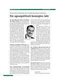 Jahresbericht 2006 - St.Galler Bauernverband - Page 2