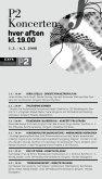 Torsdagskoncert Ruders, Ibert og Rakhmaninov - DR - Page 6