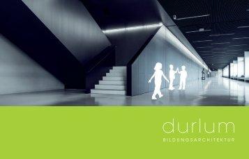 Broschüre downloaden - Durlum