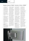 DORMA TENSOR - General Compact - Seite 2