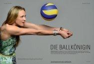 Das Portrait über Margareta Kozuch - Deutscher Volleyball-Verband