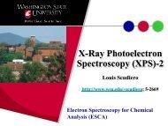 (XPS)-2 - Washington State University