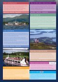 2013 brochure - Cruise Loch Lomond - Page 2