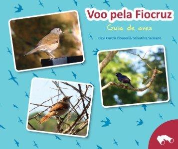 Guia Aves - Museu da Vida - Fiocruz