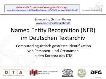 Folien - Deutsches Textarchiv