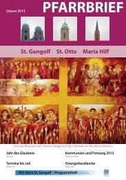 Ostern 2013.pdf - St. Gangolf