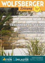 TRAUMHAFTE STEINE - Wolfsberger Zeitung