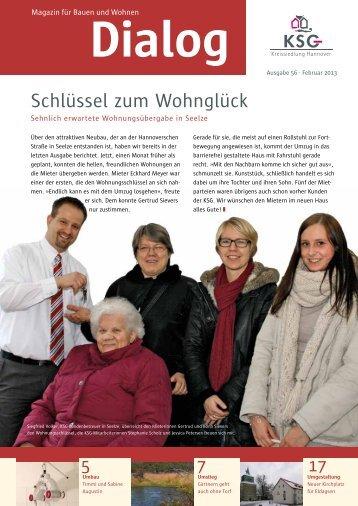 Dialog 56 - KSG Hannover