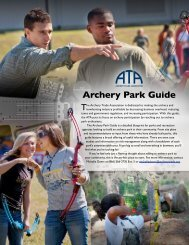 ATA Archery Park Guide.pdf - Archery Trade Association