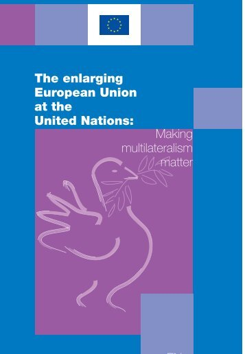 Making multilateralism matter EN - the European External Action ...