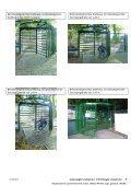 Behindertengerechtes Drehkreuz - Ziegler - Page 6