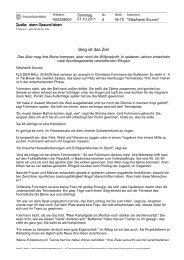 Sieg ist das Ziel Stern Gesund Leben, 1.10.2011