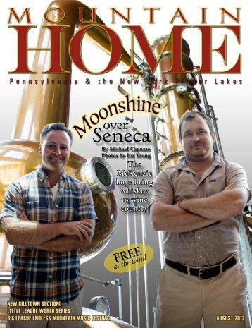 View Full Article Here - Finger Lakes Distilling