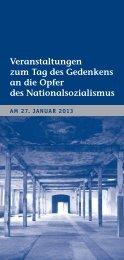 Programmheft 2013 - Jugend im Landtag Rheinland-Pfalz