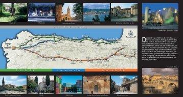 Das Jakobsweg verläuft von den Pyrenäen, wo ... - E-Spain.info