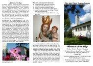 Mitenand uf em Wäg - römisch katholische Kirchgemeinde Langenthal