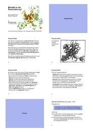 Modelle in der Raumplanung I - Spiekermann & Wegener Stadt- und ...
