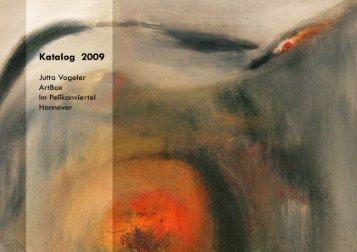 ArtBox Kunstkatalog 2009 - annett wonneberger