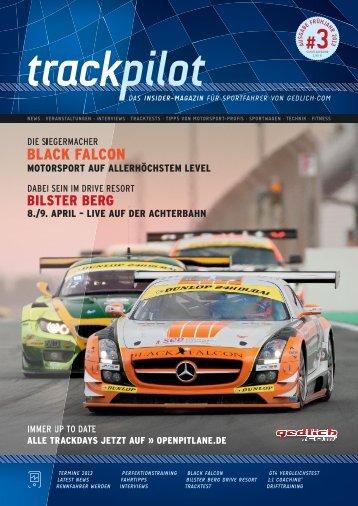 Ausgabe 03 - Frühjahr 2013 - gedlich.com
