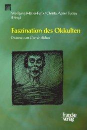 Faszination des Okkulten. Diskurse zum Übersinnlichen - narr-shop.de