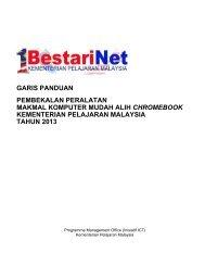 Garis Panduan Chromebook - Jabatan Pelajaran Kedah