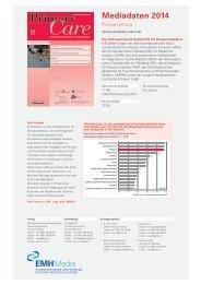 Mediadaten 2014 - EMH