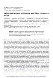 Attosecond streaking of shake-up and Auger electrons in xenon