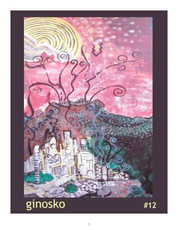 here - Ginosko Literary Journal