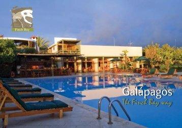 Galápagos - Finch Bay Hotel