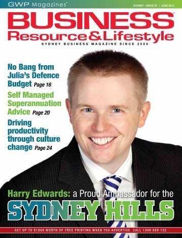 View PDF - GWP Magazines® Business Resource & Lifestyle