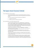 The Cyprus Social Insurance Scheme - Page 5