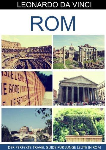 Reiseführer ROM 2013 - geh deinen weg!