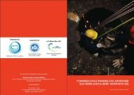 confined space training for authorised gas tester - Malaysian Water ...