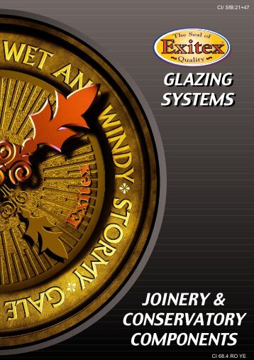 GLAZING SYSTEMS GLAZING SYSTEMS ... - elite hardware ltd