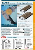 GLAZING SYSTEMS GLAZING SYSTEMS ... - elite hardware ltd - Page 5