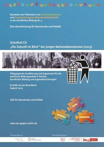 der Jungen Nationaldemokraten - osz-gegen-rechts.de