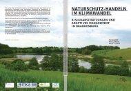 naturschutz-handeln im klimawandel - Hochschule für nachhaltige ...