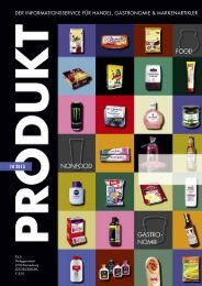 in der aktuellen Ausgabe blättern - Produkt.at