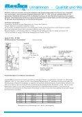 BASIKA Urinalrinnen aus Edelstahl - Seite 2
