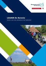 LEADER De Baronie - Gemeente Alphen-Chaam