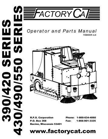 Krone 282 manual