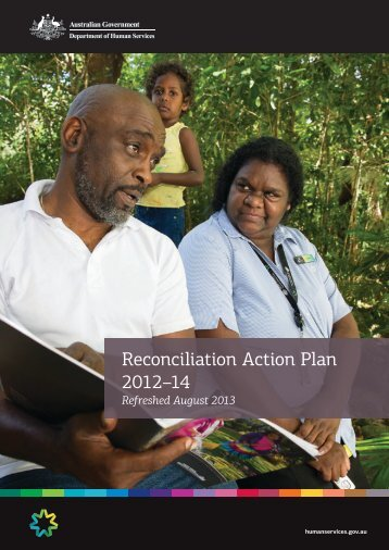 Refresh of the Reconciliation Action Plan 2012–14 - Department of ...