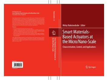 1 Smart Materials- Based Actuators at the Micro/Nano ... - Femto-ST
