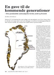 En gave til de kommende generationer - Zackenberg Research Station