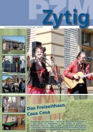 PZM-Zytig Juni 2013.pdf - Psychiatriezentrum Münsingen - Kanton ...