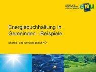 Beispiele - Energie- und Umweltagentur NÖ