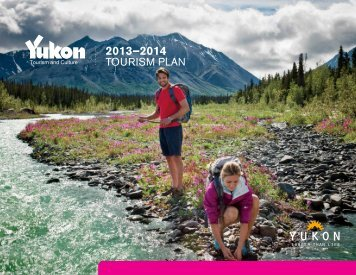 2013-2014 Tourism Plan - Department of Tourism and Culture