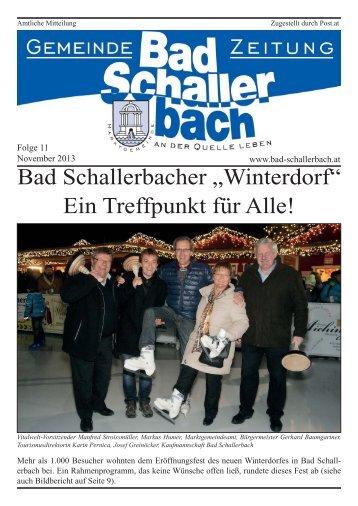 Folge 11.indd - Gemeinde Bad Schallerbach