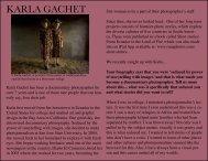 KARLA GACHET - Sony World Photography Awards
