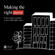 PDF Making the right move guide - Jones Lang LaSalle